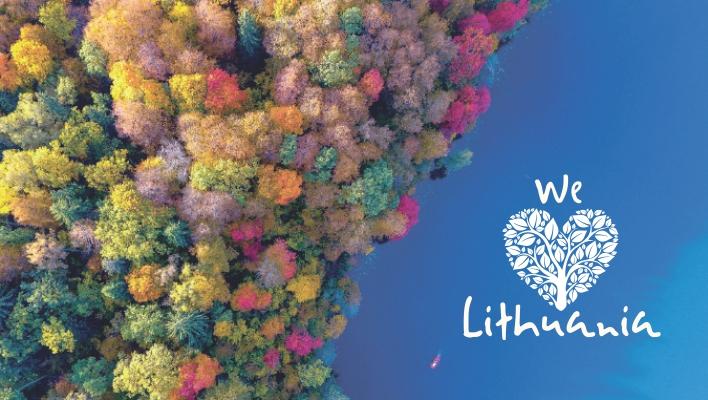 We love Lithuania turizmo alėja
