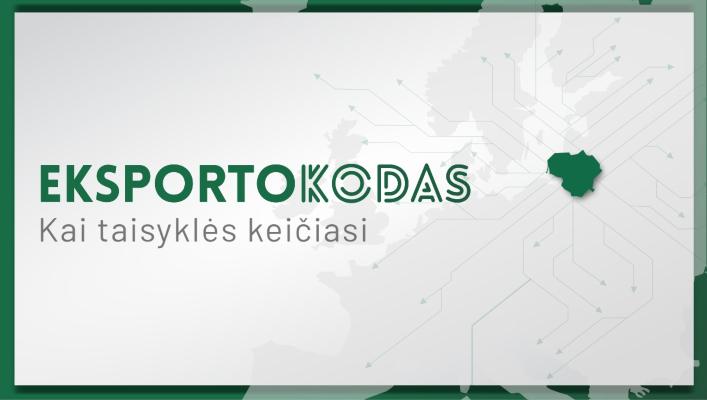 Konferencija Eksporto kodas